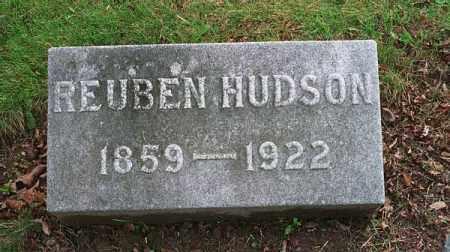 SNEDEKER, REUBEN HUDSON - Union County, Ohio | REUBEN HUDSON SNEDEKER - Ohio Gravestone Photos