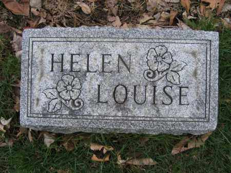 SNIDER, HELEN LOUISE - Union County, Ohio | HELEN LOUISE SNIDER - Ohio Gravestone Photos
