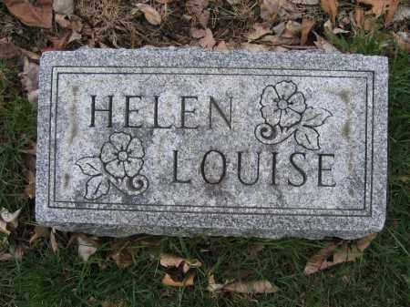 SNIDER, HELEN LOUISE - Union County, Ohio   HELEN LOUISE SNIDER - Ohio Gravestone Photos