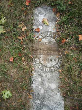 SNYDER, JACOB - Union County, Ohio | JACOB SNYDER - Ohio Gravestone Photos