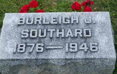 SOUTHARD, BURLEIGH J - Union County, Ohio | BURLEIGH J SOUTHARD - Ohio Gravestone Photos
