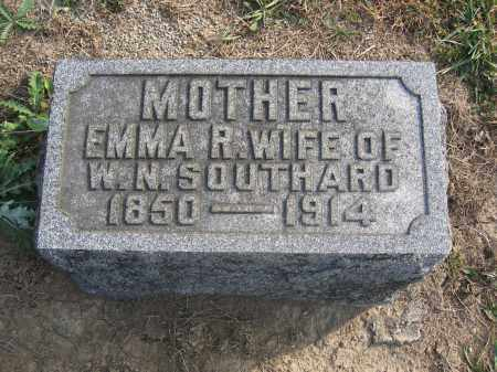 SOUTHARD, EMMA R. - Union County, Ohio | EMMA R. SOUTHARD - Ohio Gravestone Photos