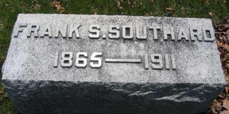 SOUTHARD, FRANK S. - Union County, Ohio | FRANK S. SOUTHARD - Ohio Gravestone Photos
