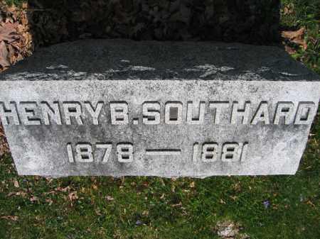 SOUTHARD, HENRY B. - Union County, Ohio | HENRY B. SOUTHARD - Ohio Gravestone Photos