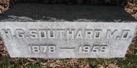 SOUTHARD, H.G. - Union County, Ohio | H.G. SOUTHARD - Ohio Gravestone Photos
