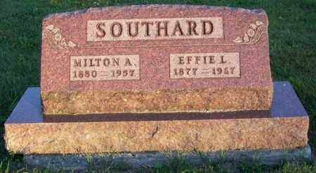 SOUTHARD, MILTON A - Union County, Ohio | MILTON A SOUTHARD - Ohio Gravestone Photos