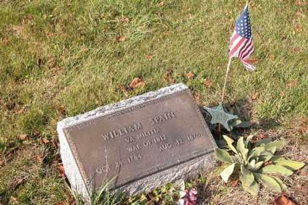 SPAIN, WILLIAM - Union County, Ohio | WILLIAM SPAIN - Ohio Gravestone Photos