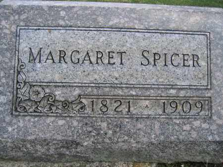 SPICER, MARGARET - Union County, Ohio | MARGARET SPICER - Ohio Gravestone Photos