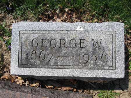 SPRAGG, GEORGE W. - Union County, Ohio | GEORGE W. SPRAGG - Ohio Gravestone Photos