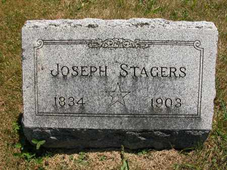 STAGERS, JOSEPH - Union County, Ohio | JOSEPH STAGERS - Ohio Gravestone Photos