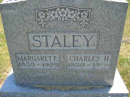 STALEY, CHARLES H. - Union County, Ohio | CHARLES H. STALEY - Ohio Gravestone Photos