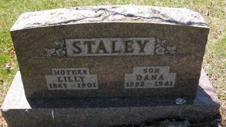 STALEY, LILLY - Union County, Ohio | LILLY STALEY - Ohio Gravestone Photos