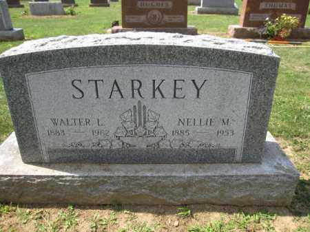 STARKEY, WALTER L. - Union County, Ohio | WALTER L. STARKEY - Ohio Gravestone Photos