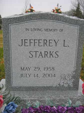 STARKS, JEFFEREY L. - Union County, Ohio | JEFFEREY L. STARKS - Ohio Gravestone Photos