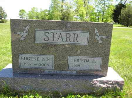 STARR, EUGENE N.R. - Union County, Ohio | EUGENE N.R. STARR - Ohio Gravestone Photos
