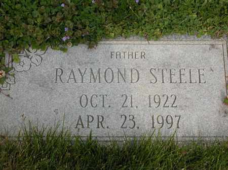 STEELE, RAYMOND - Union County, Ohio | RAYMOND STEELE - Ohio Gravestone Photos