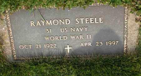STEELE, RAYMOND - Union County, Ohio | RAYMOND STEELE - Ohio Gravestone Photos