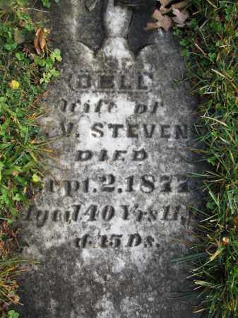 STEVENS, BELL - Union County, Ohio | BELL STEVENS - Ohio Gravestone Photos