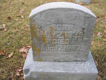 STEVENS, BENJAMIN - Union County, Ohio | BENJAMIN STEVENS - Ohio Gravestone Photos