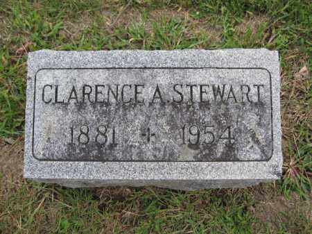 STEWART, CLARENCE A. - Union County, Ohio | CLARENCE A. STEWART - Ohio Gravestone Photos