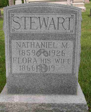 STEWART, FLORA - Union County, Ohio | FLORA STEWART - Ohio Gravestone Photos