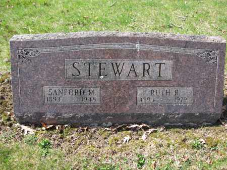 STEWART, SANFORD M. - Union County, Ohio | SANFORD M. STEWART - Ohio Gravestone Photos