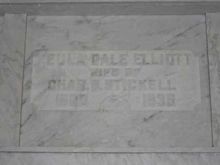 STICKELL, EULA DALE ELLIOTT - Union County, Ohio | EULA DALE ELLIOTT STICKELL - Ohio Gravestone Photos