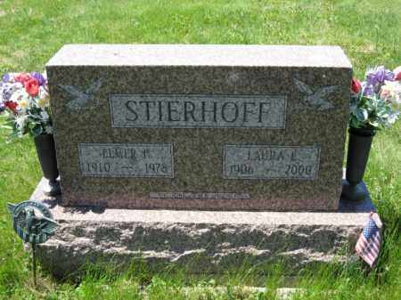 STIERHOFF, ELMER F. - Union County, Ohio | ELMER F. STIERHOFF - Ohio Gravestone Photos