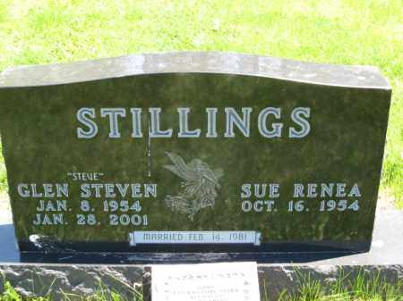 STILLINGS, GLEN STEVEN - Union County, Ohio | GLEN STEVEN STILLINGS - Ohio Gravestone Photos