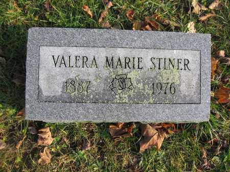 STINER, VALERA MARIE - Union County, Ohio | VALERA MARIE STINER - Ohio Gravestone Photos