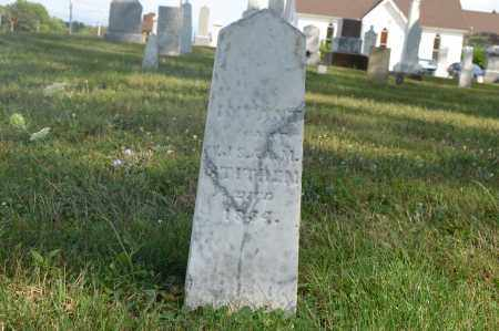 STITHEM, INFANT SON - Union County, Ohio | INFANT SON STITHEM - Ohio Gravestone Photos