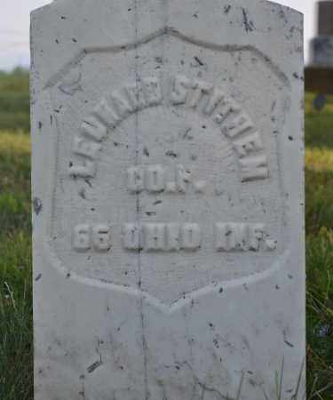 STITHEM, LEONARD - Union County, Ohio | LEONARD STITHEM - Ohio Gravestone Photos