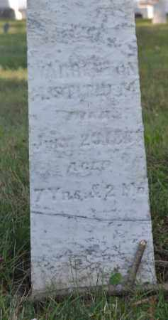 STITHEM, WARRENTON M. - Union County, Ohio | WARRENTON M. STITHEM - Ohio Gravestone Photos