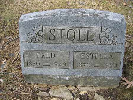 STOLL, ESTELLA - Union County, Ohio | ESTELLA STOLL - Ohio Gravestone Photos