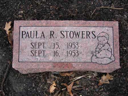 STOWERS, PAULA R. - Union County, Ohio | PAULA R. STOWERS - Ohio Gravestone Photos