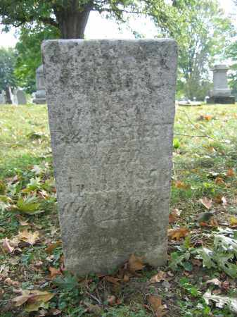STREET, MARY A. - Union County, Ohio   MARY A. STREET - Ohio Gravestone Photos