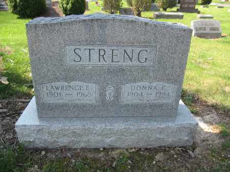 STRENG, DONNA C. - Union County, Ohio | DONNA C. STRENG - Ohio Gravestone Photos