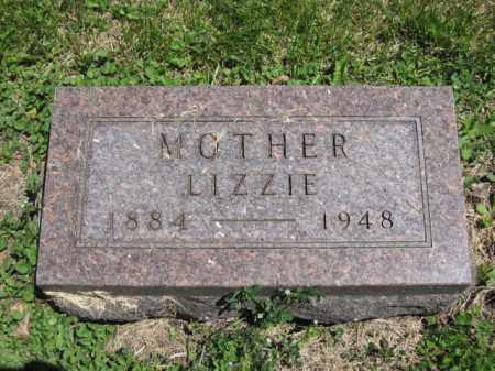 STRENG, LIZZIE - Union County, Ohio | LIZZIE STRENG - Ohio Gravestone Photos