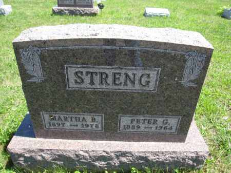 STRENG, PETER G. - Union County, Ohio | PETER G. STRENG - Ohio Gravestone Photos