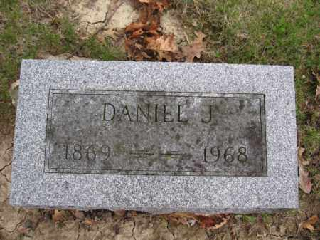 STRICKER, DANIEL J. - Union County, Ohio | DANIEL J. STRICKER - Ohio Gravestone Photos