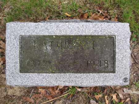 STRICKER, KATHRYN L. - Union County, Ohio | KATHRYN L. STRICKER - Ohio Gravestone Photos