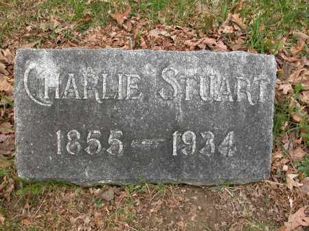 STUART, CHARLIE - Union County, Ohio | CHARLIE STUART - Ohio Gravestone Photos