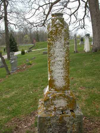 STUART, ORLANDO - Union County, Ohio | ORLANDO STUART - Ohio Gravestone Photos