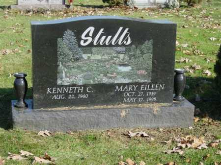STULTS, MARY EILEN - Union County, Ohio | MARY EILEN STULTS - Ohio Gravestone Photos
