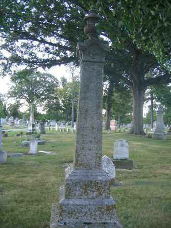 STURLIN, MARY E. - Union County, Ohio   MARY E. STURLIN - Ohio Gravestone Photos