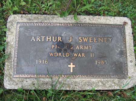 SWEENEY, ARTHUR J. - Union County, Ohio | ARTHUR J. SWEENEY - Ohio Gravestone Photos