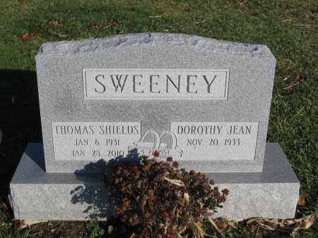 SWEENEY, DOROTHY JEAN - Union County, Ohio | DOROTHY JEAN SWEENEY - Ohio Gravestone Photos