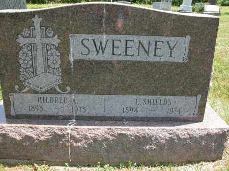 SWEENEY, HILDRED A. - Union County, Ohio | HILDRED A. SWEENEY - Ohio Gravestone Photos