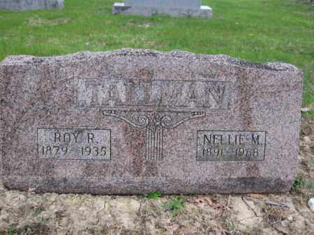 TALLMAN, NELLIE M. - Union County, Ohio | NELLIE M. TALLMAN - Ohio Gravestone Photos