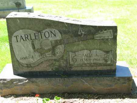 TARLETON, SALLY A. - Union County, Ohio | SALLY A. TARLETON - Ohio Gravestone Photos